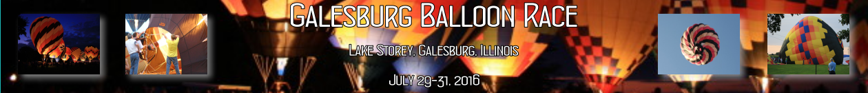 Galesburg Balloon race